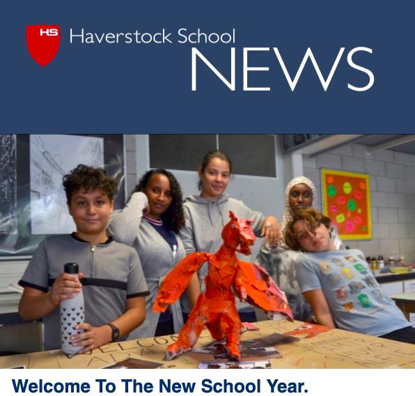 Haverstock School News 10.9.21