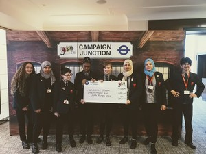 Haverstock School Students Win Campaign Junction Youth Travel Competition