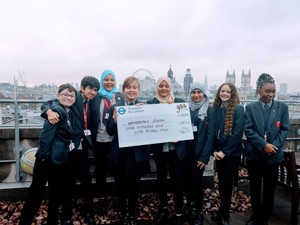 Haverstock School Students Win Youth Travel Competition