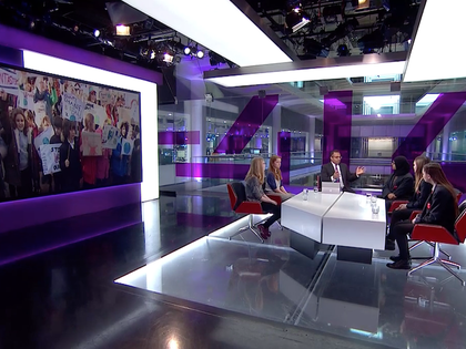 News: Students Discuss Climate Strike on Channel 4 News, Feb 2019