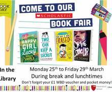 Haverstock school camden world book day 2019 book fair