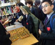 Haverstock school camden world book day 2019 busy library