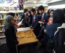 Haverstock school camden world book day 2019 cupcake choices