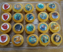 Haverstock school camden world book day 2019 harry potter cakes