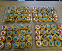 Haverstock school camden world book day 2019 harry potter cupcakes
