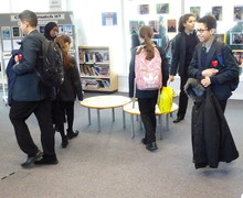 Haverstock school camden world book day 2019 library fun