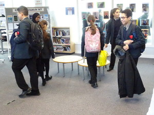 Haverstock school camden world book day 2019 library fun