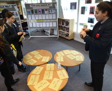 Haverstock school camden world book day 2019 library quiz