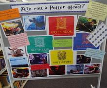 Haverstock school camden world book day 2019 potter head quiz