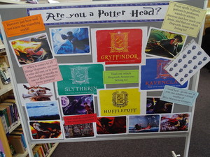 Haverstock school camden world book day 2019 potter head quiz