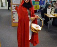 Haverstock school camden world book day 2019 red riding hood