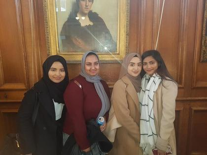 News: Sixth Form Students Visit Girton College, March 2019