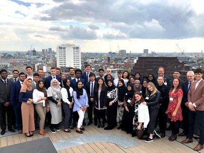 HS News – Celebrating Our Haverstock Career Network Graduates 2019.