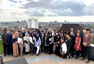 Haverstock sixth form london haverstock career network graduates 2019 at their graduation ceremony