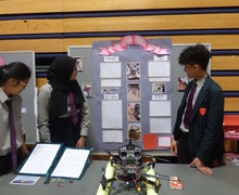 Haverstock school camden science fair drone project