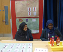 Haverstock school camden science fair project