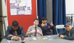 Haverstock school camden science fair students