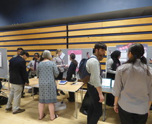 Haverstock school camden science fair a great turnout of guests all day