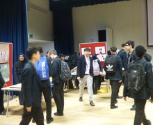 Haverstock school camden science fair busy with visitors