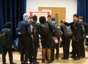 Haverstock school camden science fair young scientists communicate their ideas
