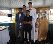 Haverstock school camden year 11 prom 2019
