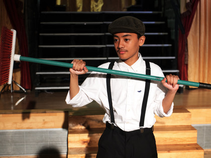 HS News – Bugsy Malone