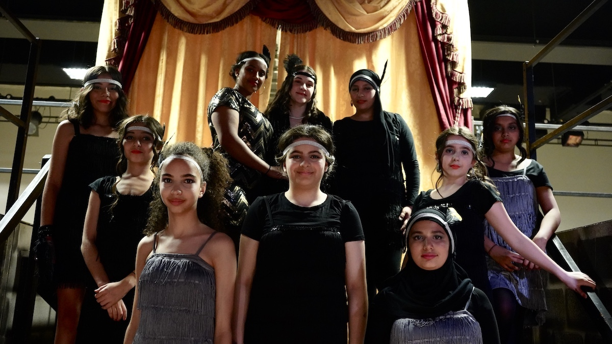 Haverstock school camden an ofsted good school bugsy malone summer production july 2019