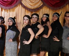 Haverstock school camden an ofsted good school bugsy malone summer show july 2019