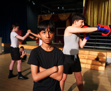 Haverstock school is rated good by ofsted july 2019 students performing bugsy malone