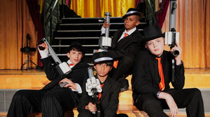 Haverstock school rated good by ofsted july 2019 students in bugsy malone production
