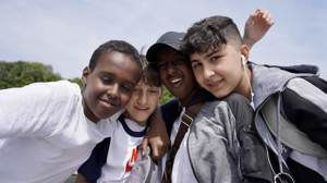 Haverstock school camden music students trip to paris july 2019 a boat trip on the seine 6