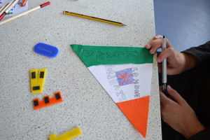 Students at haverstock school camden produce work for the bronze arts award qualification