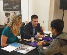 Haverstock sixth form camden london sixth form students visit social mobility careers fair october 2019 5