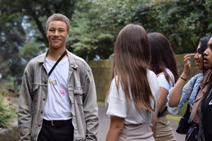 Haverstock sixth form camden london sixth form students in japan october 2019