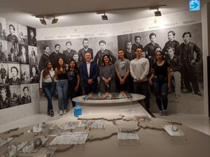 Haverstock sixth form camden london sixth form students learn about links between camden and japan on visit to japan october 2019