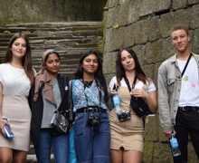 Haverstock sixth form camden london sixth form students on trip to japan october 2019
