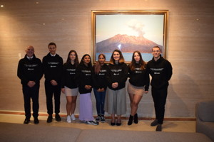 Haverstock sixth form camden london sixth form students on visit to japan october 2019