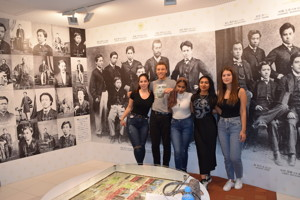 Sixth form students from haverstock sixth form camden london in japan october 2019
