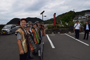 Sixth form students from haverstock sixth form camden london visiting japan october 2019