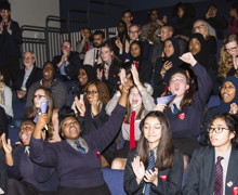 Haverstock school hosts 2019 jack petchey speak out challenge 18