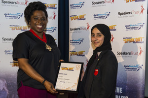 Haverstock school hosts 2019 jack petchey speak out challenge 19