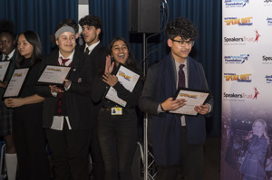 Haverstock school hosts 2019 jack petchey speak out challenge 22