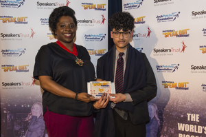 Haverstock school hosts 2019 jack petchey speak out challenge 23