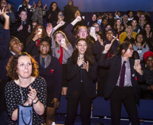 Haverstock school hosts 2019 jack petchey speak out challenge 26