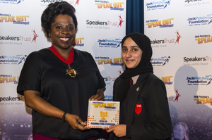Haverstock school hosts 2019 jack petchey speak out challenge 27