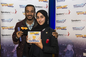Haverstock school hosts 2019 jack petchey speak out challenge 30