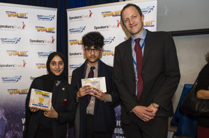 Haverstock school hosts 2019 jack petchey speak out challenge 35