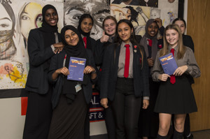 Haverstock school hosts jack petchey speak out challenge 5