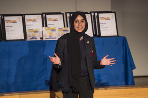 Haverstock school hosts jack petchey speak out challenge 6