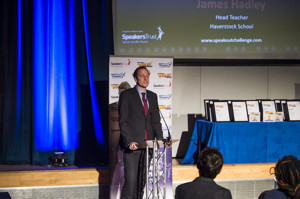 Haverstock school hosts jack petchey speak out challenge 7